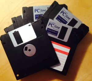 Floppy discs